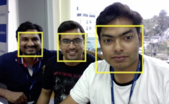 FACE DETECTION USING WEBCAM