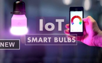 smart bulbs iot