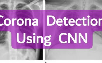 corona detection from xray using cnn