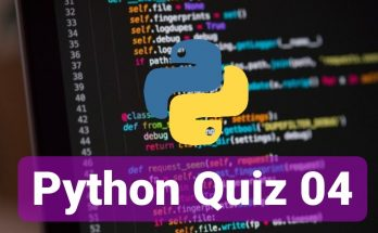 python quiz