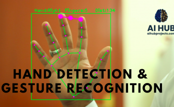 Hand Detection & Gesture Recognition